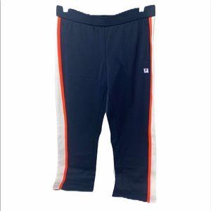 ~NWT Men's size large fila blue & white sweatpants